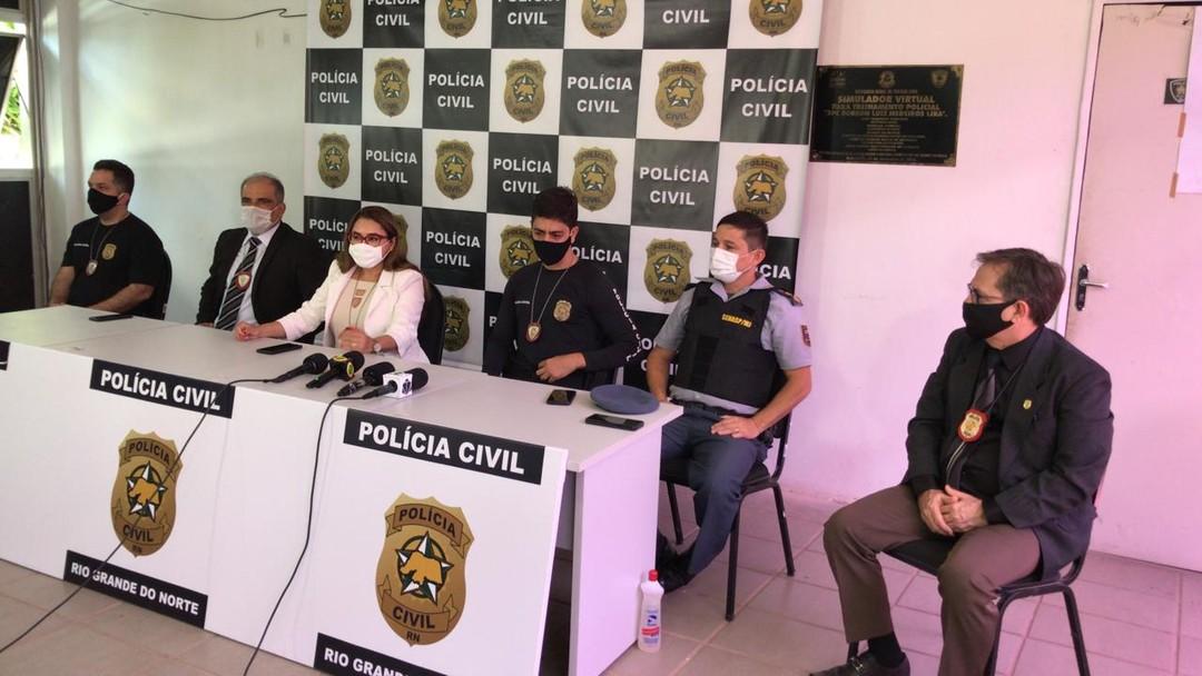 Polícia Civil prende policial militar suspeito por envolvimento no  homicídio do jovem Gabriel - O Noticiário do Seridó